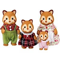 PANDA FAMILY RED SYLVANIAN by Sylvanian Families [並行輸入品]