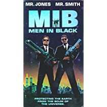 Men in Black [VHS] [Import]