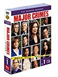 MAJOR CRIMES ~重大犯罪課 〈セカンド〉 セット1(5枚組) [DVD] -