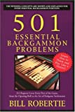 501 Essential Backgammon Problems: 2nd Edition