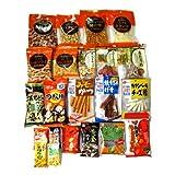おかしのマーチ おつまみ・珍味 詰め合わせセットA(22種類入り)
