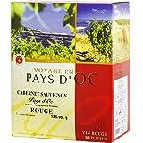 【赤】ヴォヤージ バッグインボックス カベルネ・ソーヴィニヨン 3,000ml 箱ワイン BOXワイン ボックスワイン