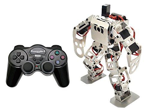 二足歩行ロボット Robovie-nano (組み立てキット版) コントロー...
