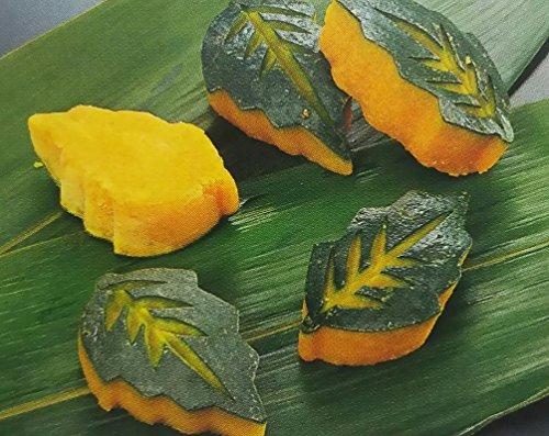 中国産 冷凍 木の葉かぼちゃ(南瓜) 50個 煮物に最適です。大好評です。業務用