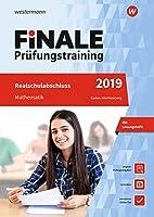 FiNALE Pruefungstraining 2019 Realschulabschluss Baden-Wuerttemberg. Mathematik: Mathematik 2019 Arbeitsbuch mit Loesungsheft und Lernvideos