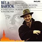 バルトーク:管弦楽作品全集3