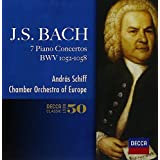 J.S.バッハ:ピアノ協奏曲全集(SHM-CD)(2CD)