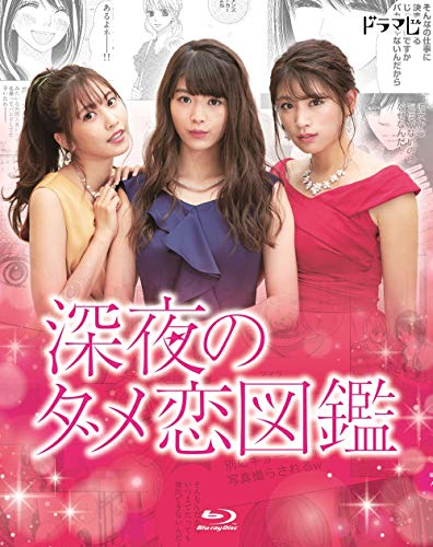 【Amazon.co.jp限定】深夜のダメ恋図鑑(大判ポストカード付き) [Blu-ray]
