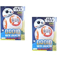 セットof 2ジャンボDisney Star Wars : The Droidを求めているカラーリングandアクティビティブック