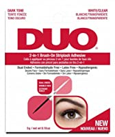 Duo Quick-Set Striplash Adhesive - Dark (5g)