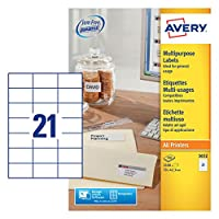 avery multi function labels a4 3425 officeland 画像で旅する