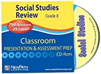 NewPath Learning Social Studies Interactive Whiteboard CD-ROM Site License Grade 8-10 [並行輸入品]
