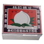 大徳用マッチ (桃印)