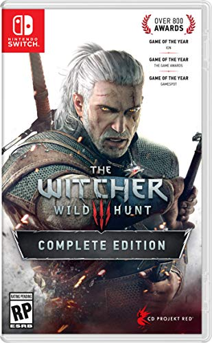 Witcher 3: Wild Hunt - Nintendo Switch by WB Games from USA.