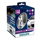 PHILIPS(フィリップス) ヘッドライト LED バルブ H4 6500K 2800/2200lm 12V 23W エクストリームアルティノン X-treme Ultinon 車検対応 3年保証 2個入り 12901HPX2JP