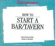 How to Start a Bar/Tavern