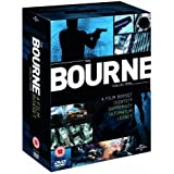 The Bourne Collection [DVD] [Import]