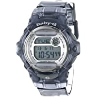 "Casio Women's BG169R-8""Baby-G"" Gray Resin Sport Watch"
