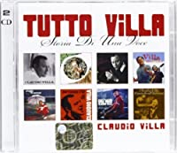 Tutto Villa by CLAUDIO VILLA (2012-05-03)