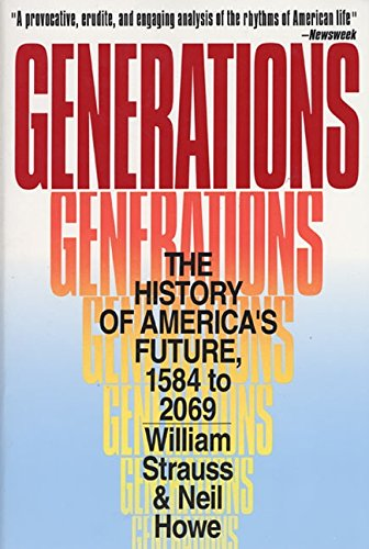 Generations: The History of America's Future, 1584 to 2069の詳細を見る