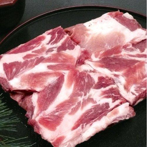 豚スペアリブ焼き用(1Kg) 【冷凍】