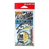 カツイチ(KATSUICHI) 爆釣太刀魚水平3点仕掛 M BT-4