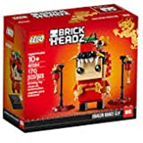 Brickheadz Dragon Dance Guy 40354 170 Pieces
