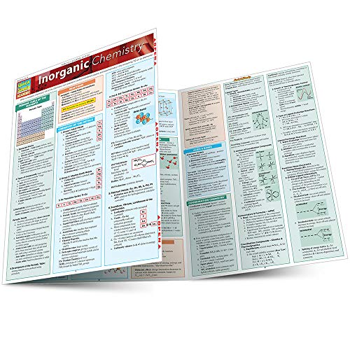 Download Inorganic Chemistry (Quick Study Academic) 1423214315