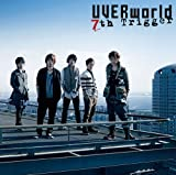 7th Trigger♪UVERworldのジャケット