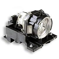 AmpacElectronics 456-8948 / DT-00871 交換用ランプ ハウジング付き Dukane プロジェクター用