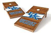 Proline NCAA 2 ' x 4 ' Kentucky Wildcats Cornholeボードセット – ロゴ