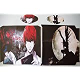EBTY-Dreams Inc. - Sony Playstation 4 (PS4) - Death Note Anime Yagami Light L Lawliet Ryuk Vinyl Skin Sticker Decal Protector by EBTY-Dreams Inc. [並行輸入品]