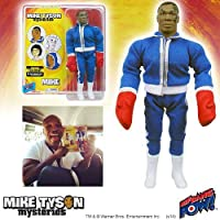 Mike Tyson Mysteries Mike Tyson with Boxing Gloves 8-Inch Action Figure - Convention Exclusive by Mike Tyson Mysteries