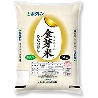 【精米】北海道産 金芽米無洗米 ホクレン ななつぼし 5kg 平成30年産