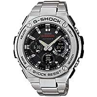 [カシオ]CASIO 腕時計 G-SHOCK G-STEELシリーズ 世界6局電波対応ソーラーウォッチ GST-W110D-1AJF メンズ