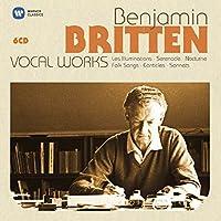 Britten Centenary - Britten: Vocal Works by B. Britten (2013-08-27)