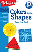 Preschool Colors and Shapes (Highlights Learn on the Go Practice Pads)