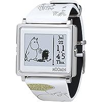 [エプソン スマートキャンバス]EPSON smart canvas ムーミンコミックス ひとりぼっちのムーミン 腕時計 W1-MM50110