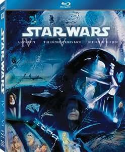 スター・ウォーズ オリジナル・トリロジー ブルーレイBOX (初回生産限定) [Blu-ray]