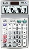 カシオ CASIO グリーン購入法適合電卓 10桁 時間・税計算 ジャストタイプ JF-100GT-N