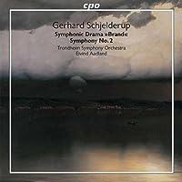 "Schjelderup: Brand / Symphony No. 2, ""To Norway"""
