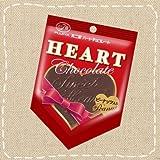 不二家 ハートチョコレート 10枚入り3BOX ハートピーナツチョコ30個