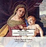 Vespro della Beata Vergine Missa in SOL 画像