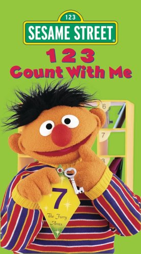 Sesame Street - 123 Count With Me [VHS] [Import]