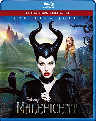 Maleficent (2-Disc Blu-ray + D...