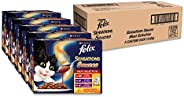Felix Sensations Sauces Meat Selection, 60X85g