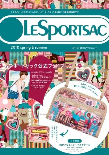 LESPORTSAC 2010 spring&summer style1 35thアヴェニュー ([バラエティ])の詳細を見る