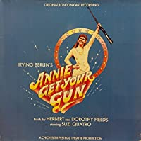 Annie Get Your Gun - Soundtrack / Suzi Quatro LP