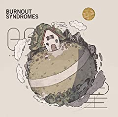 SPEECH♪BURNOUT SYNDROMESのCDジャケット