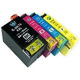 EPSON(エプソン) 高品質 互換インクカートリッジ IC4CL76(IC76) 4色セット 残量表示機能付 Angelshopオリジナル
